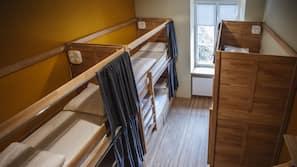 Premium bedding, Tempur-Pedic beds, soundproofing, free WiFi