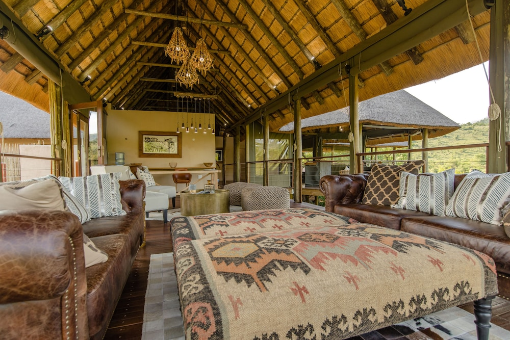 Interior, Humala River Lodge