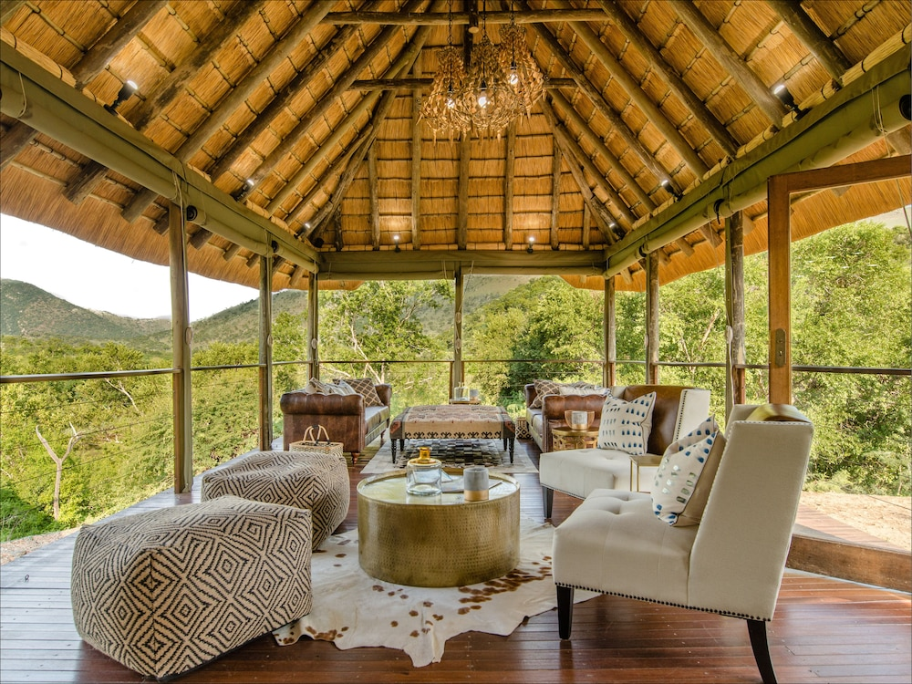 Terrace/Patio, Humala River Lodge