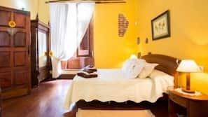 1 Schlafzimmer, Daunenbettdecken