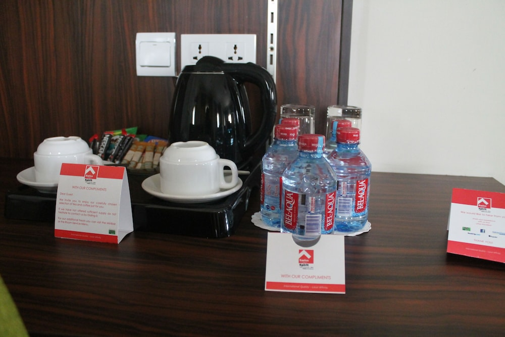 Coffee and/or Coffee Maker, Swiss Spirit Hotel & Suites Alisa Accra