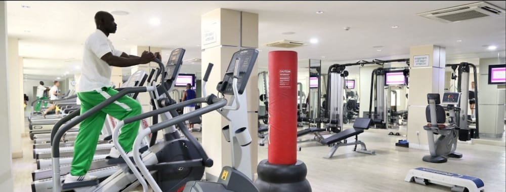 Sports Facility, Swiss Spirit Hotel & Suites Alisa Accra