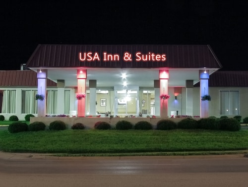 USA Inn and Suites Springfield Ohio