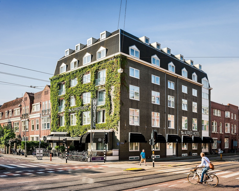 The alfred hotel amsterdam netherlands expedia for Amsterdam hotel