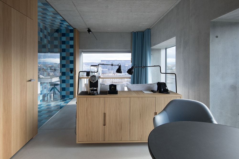Placid hotel design lifestyle zurich z rich for Design hotels angebote