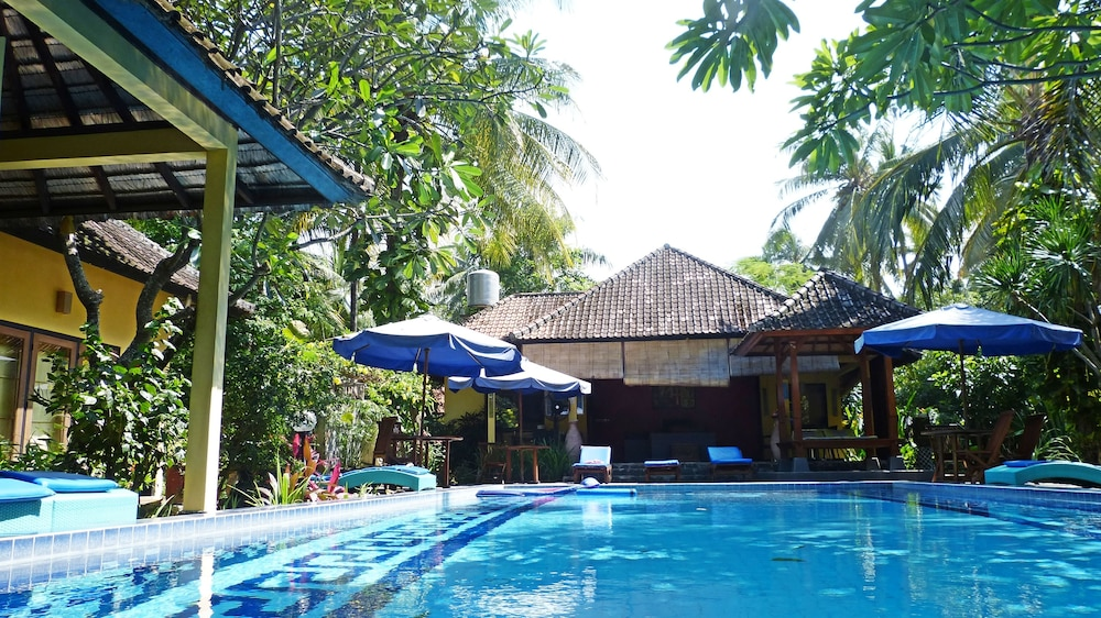 Pool, Bali au Naturel - Adults Only