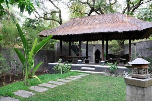 Gazebo, Bali au Naturel - Adults Only