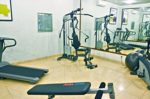 Gym, Bali au Naturel - Adults Only