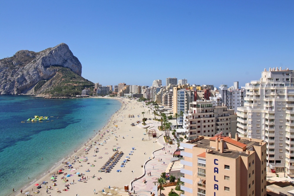 Duplex esmeralda costa calpe alicante spain expedia for Hotel europa calpe