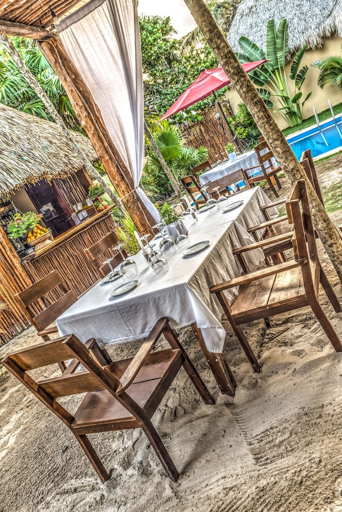 Outdoor Dining, ARENABLUE TULUM