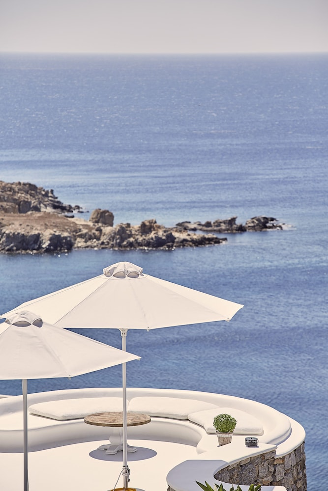 View from Property, My Mykonos Retreat