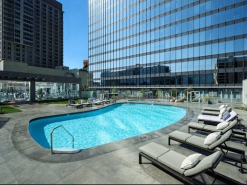Great Place to stay Global Luxury Suites at Figueroa Street near Los Angeles