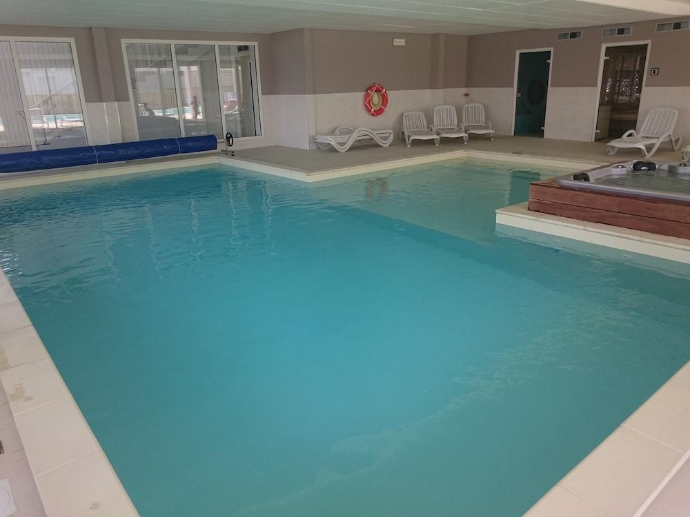 R sidence nemea les balcons des p cheurs mimizan france for Residence piscine couverte