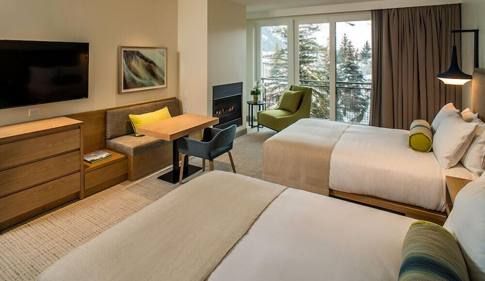 Room, Limelight Hotel Ketchum