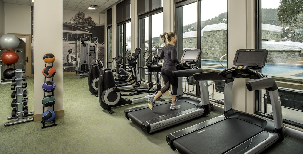 Gym, Limelight Hotel Ketchum