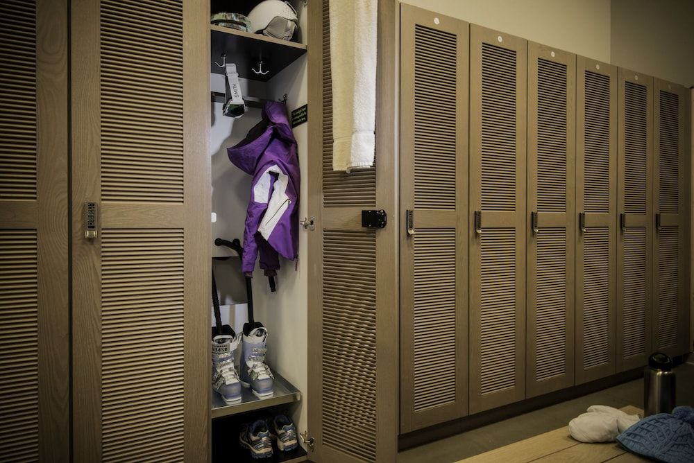 Equipment Storage, Limelight Hotel Ketchum