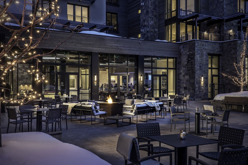 Terrace/Patio, Limelight Hotel Ketchum