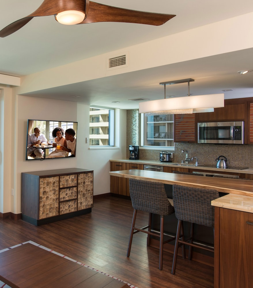 Private Kitchen, The Grand Islander by Hilton Grand Vacations