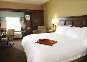 Room, Hampton Inn & Suites Whitefish