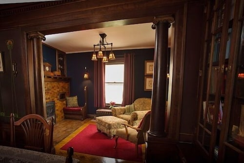 Interior, Cartier Mansion Bed and Breakfast