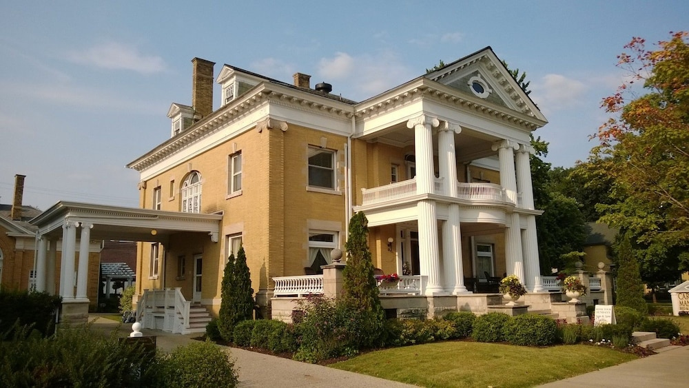 Front of Property, Cartier Mansion Bed and Breakfast