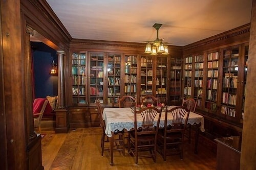 Library, Cartier Mansion Bed and Breakfast