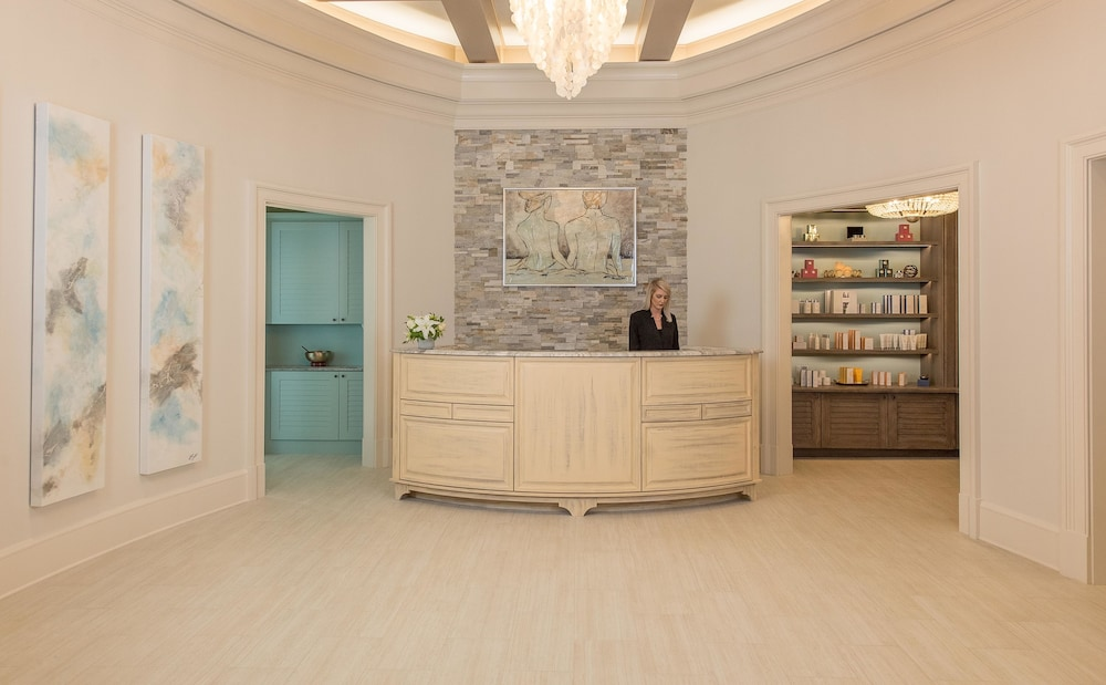 Spa Reception, The Henderson, a Salamander Beach & Spa Resort