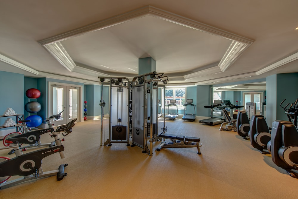 Fitness Facility, The Henderson, a Salamander Beach & Spa Resort