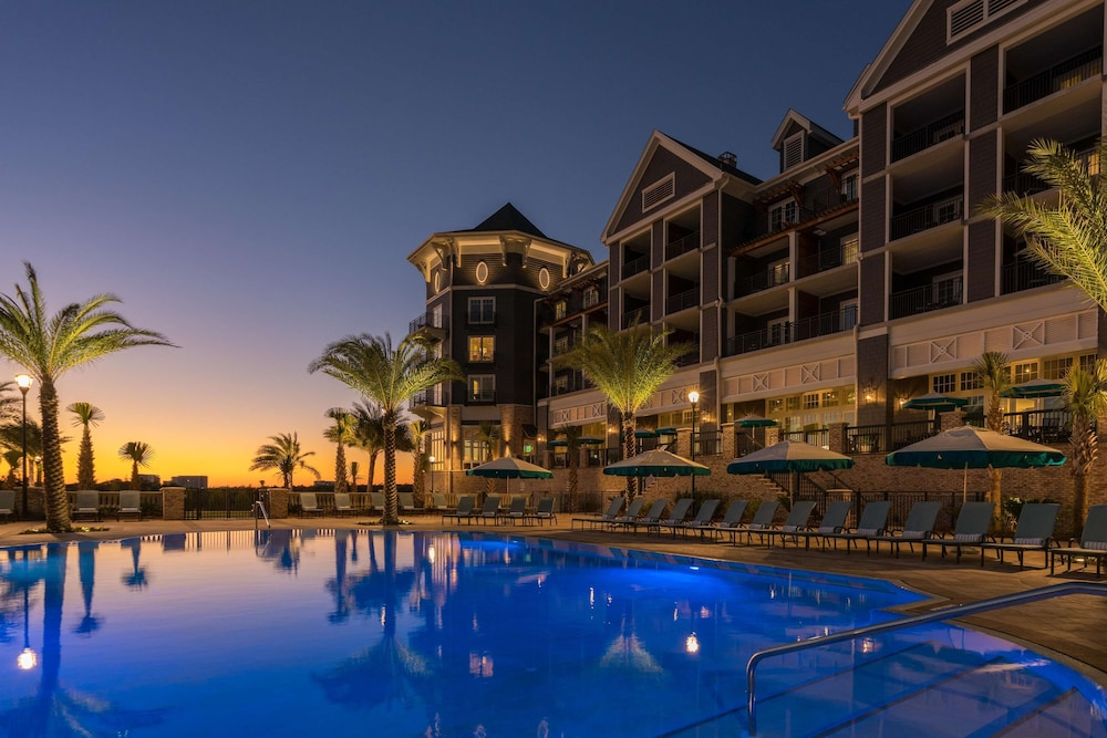 Exterior, The Henderson, a Salamander Beach & Spa Resort