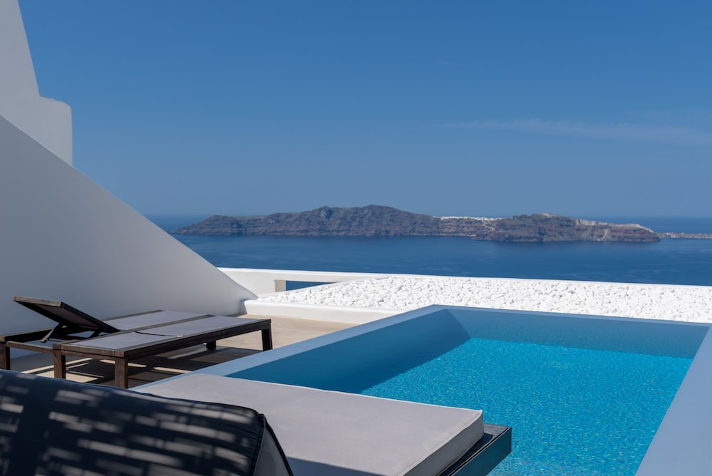 Outdoor Pool, Cavo Tagoo Santorini