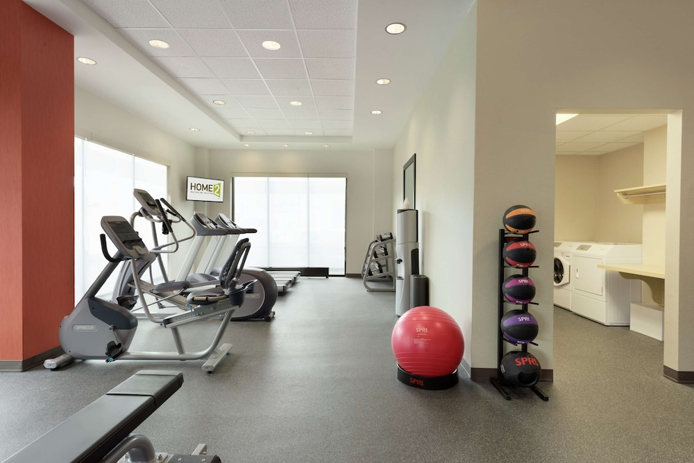 Fitness Facility, Home2 Suites by Hilton La Crosse