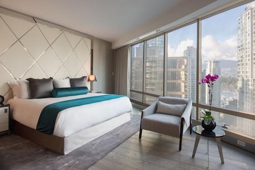 温哥华特朗普国际大厦酒店