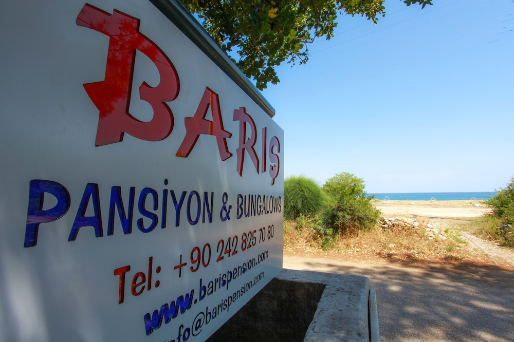 Beach, Baris Pension & Bungalows