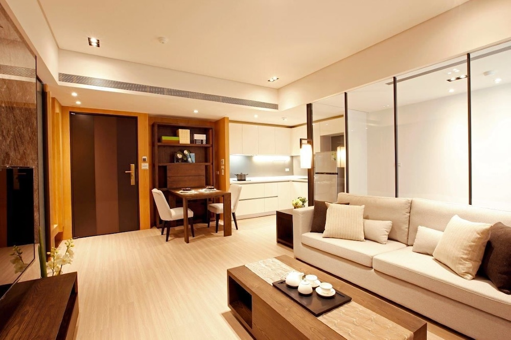 Living Area, Centuray Tamsui Resort