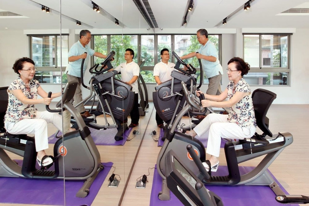 Fitness Facility, Centuray Tamsui Resort