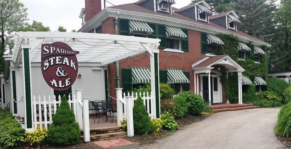 Front of Property, The Governor's Inn