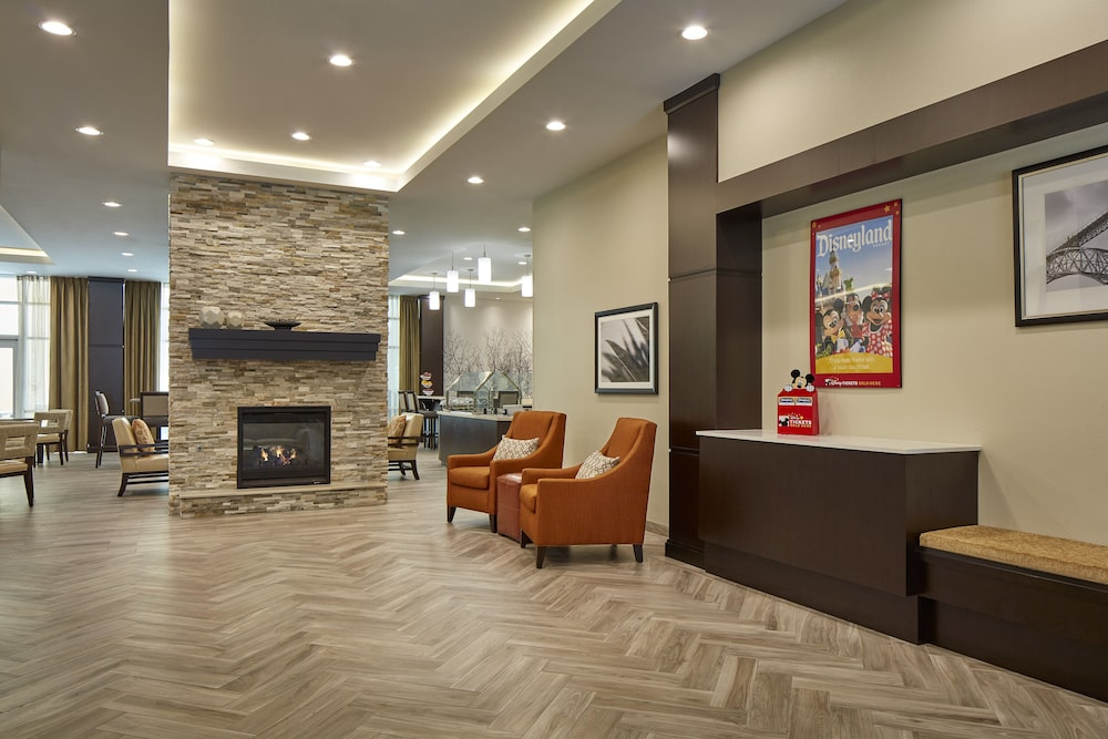 Lobby, Staybridge Suites Anaheim At The Park