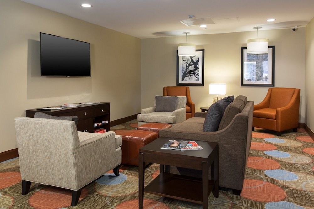 Lobby, Staybridge Suites Corona South