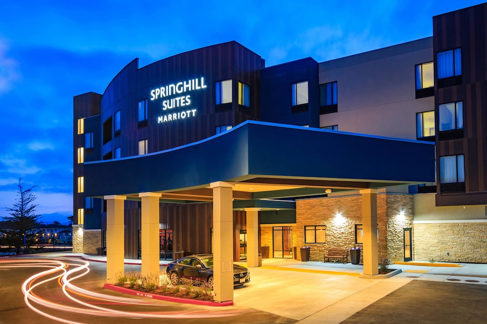 Exterior, SpringHill Suites by Marriott The Dunes On Monterey Bay