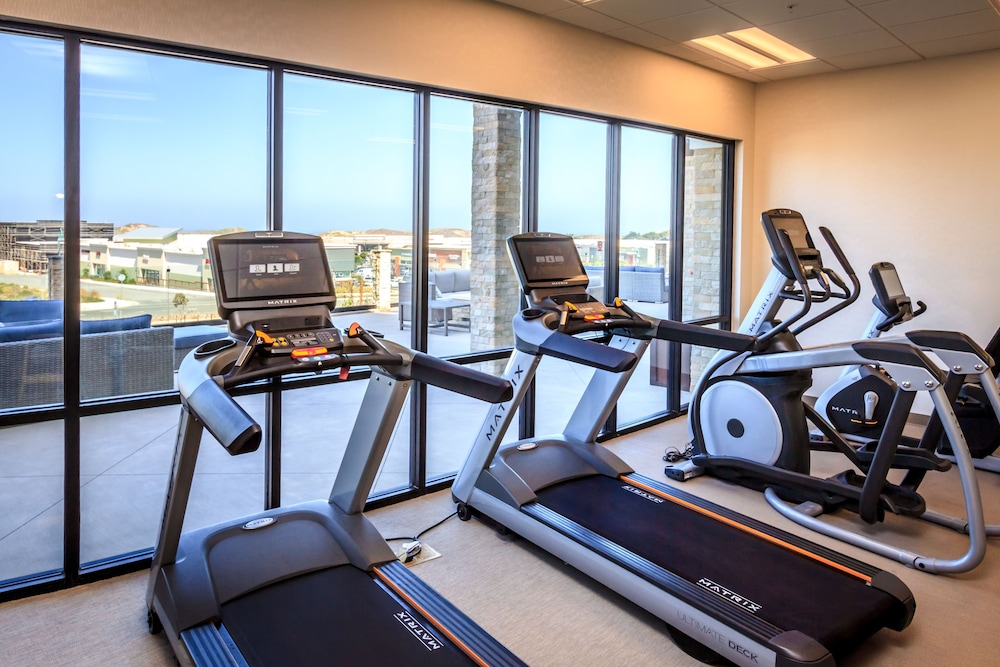 Gym, SpringHill Suites by Marriott The Dunes On Monterey Bay