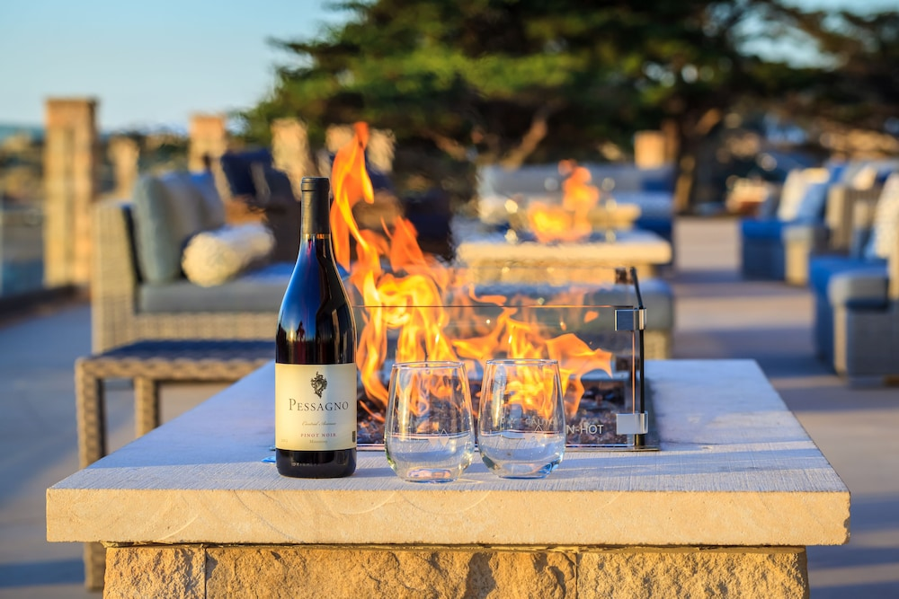 Terrace/Patio, SpringHill Suites by Marriott The Dunes On Monterey Bay