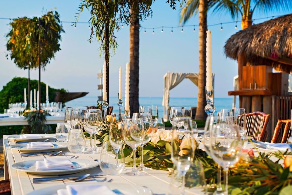 Outdoor Wedding Area, W Punta de Mita
