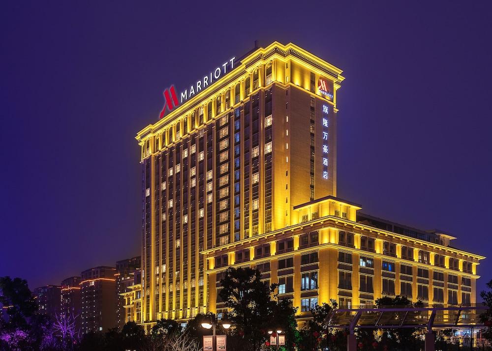 Zhejiang Taizhou Marriott Hotel Deals  U0026 Reviews  Taizhou