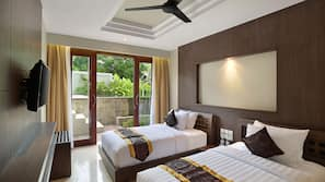 1 Schlafzimmer, Zimmersafe, individuell eingerichtet