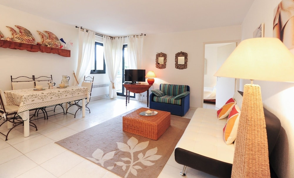 Living Area, Le Corail - 5 Stars Holiday House