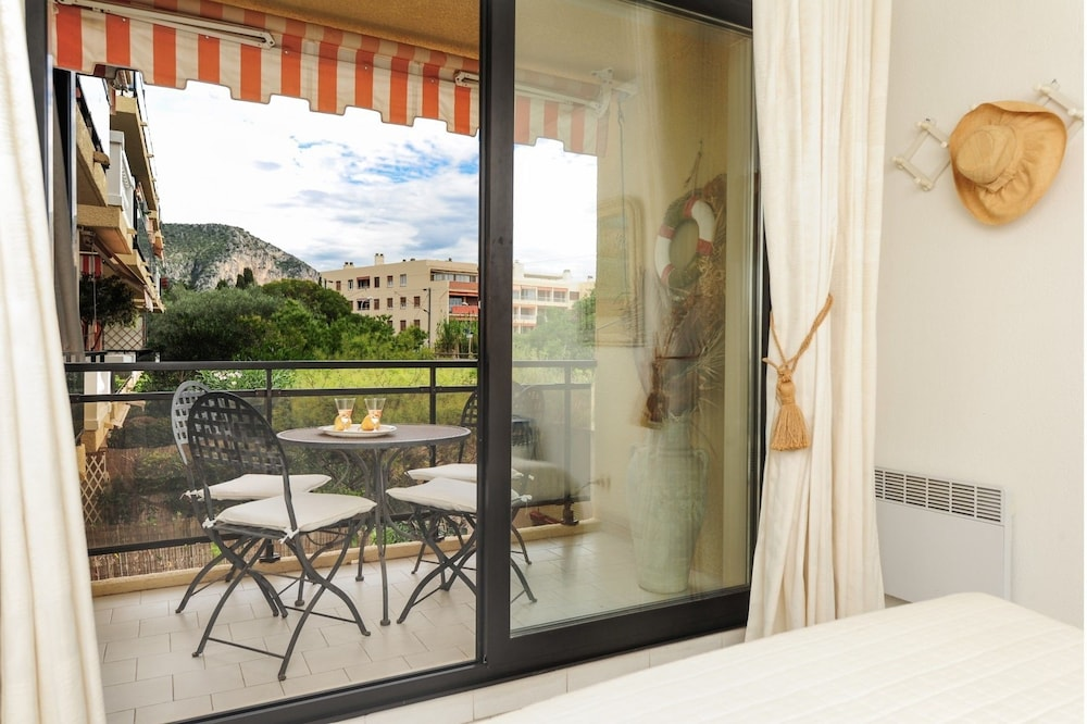 Terrace/Patio, Le Corail - 5 Stars Holiday House
