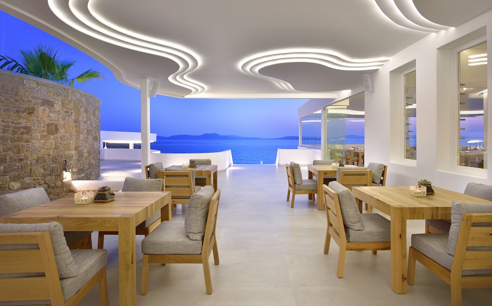 Dining, Anax Resort & Spa