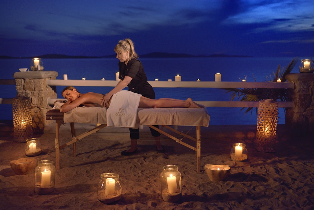 Massage, Anax Resort & Spa