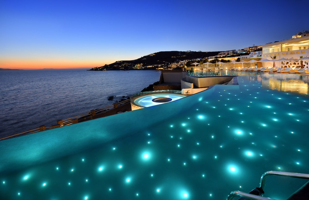 Rooftop Pool, Anax Resort & Spa
