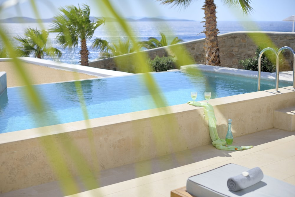 Balcony, Anax Resort & Spa